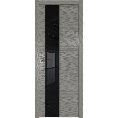 5NK Lacobel черный лак 800*2000 Дуб Скай Деним матовая с 4-х сторон БЕЗ ЗПП БЕЗ ЗПЗ