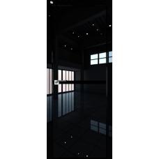 Дверь Черный люкс №11 LK 2000*800 (190) кромка с 4-x сторон Black Edition Eclipse