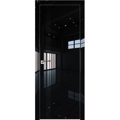 Дверь Черный люкс №6 LK черный лак 2000*800 (190) кромка с 4-х сторон матовая Eclipse