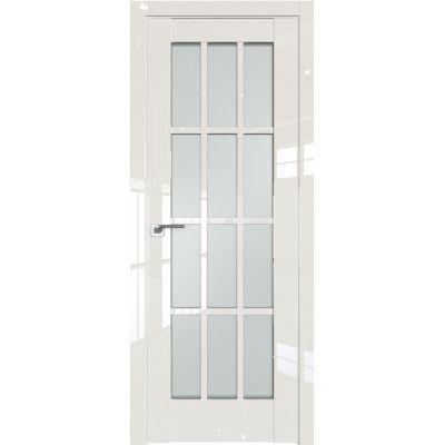 Дверь Магнолия люкс №102 L стекло матовое 2000*800