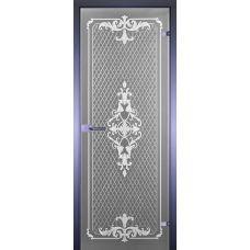 Дверное полотно Art-Decor/Классика 12/800 х 2000/Матовое бронзовое/правая