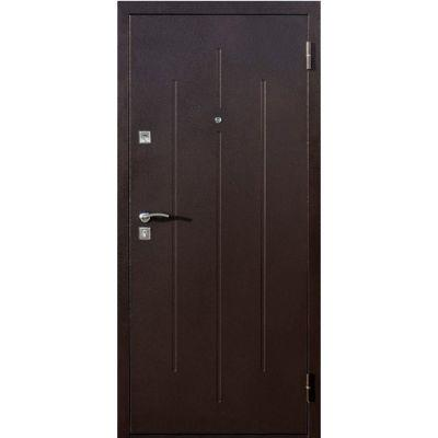 Дверь мет. Стройгост 7-2 Металл/Металл (860R)