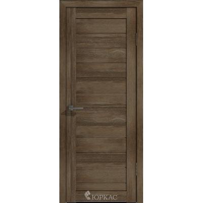 Дверное полотно GLLight 6 800*200 дуб трюфель (Ю)