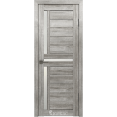 Дверное полотно GLLight 16 800*2000 дуб муссон бел.сат.(Ю)