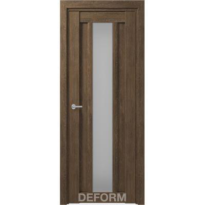 Дверное полотно DEFORM D14 ПО 35*800*2000 (Дуб Шале Корица)
