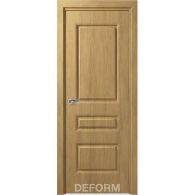 Дверное полотно Скиновая классика Алессандро ПГ 40*800*2000 (Дуб Шале Натуральный)