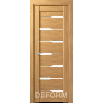 D4 DEFORM ДО белый лак 800*2000 Дуб шале натуральный