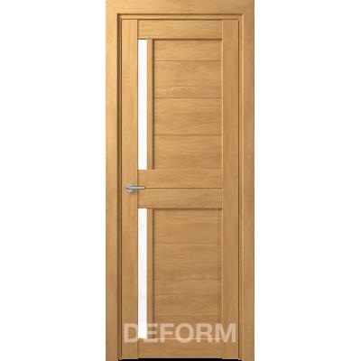 D17 DEFORM ДО белый лак 800*2000 Дуб шале натуральный