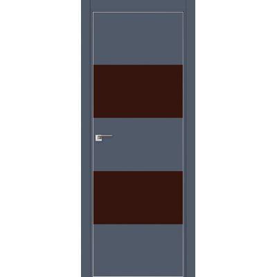 10E коричневый лак 800*2000 Антрацит матовая с 4-х сторон