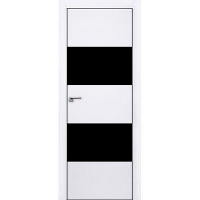 10E черный лак 800*2000 Аляска хром черная с 4-х сторон