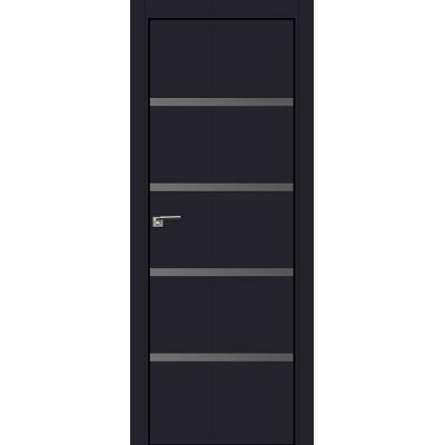 20E серебряный мат.лак 800*2000 Черный матовый хром черная с 4-х сторон