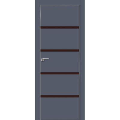 20E коричневый лак 800*2000 Антрацит хром с 4-х сторон