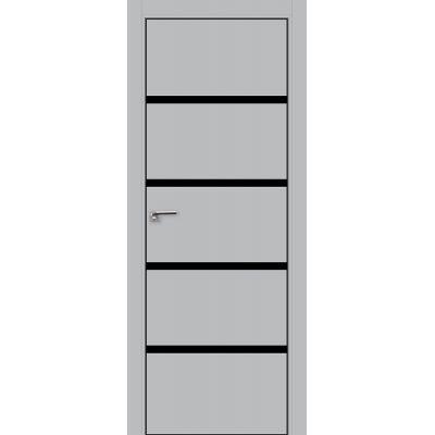 20E черный лак 800*2000 Манхэттен хром черная с 4-х сторон