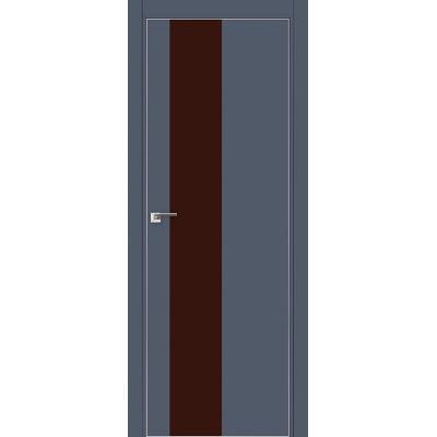 5E коричневый лак 800*2000 Антрацит матовая с 4-х сторон