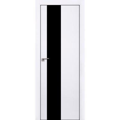5E черный лак 800*2000 Аляска хром черная с 4-х сторон