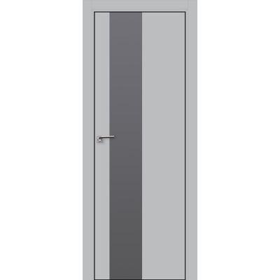 5E серебряный мат.лак 800*2000 Манхэттен хром черная с 4-х сторон