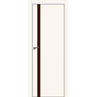 6E коричневый лак 800*2000 Дарквайт хром черная с 4-х сторон
