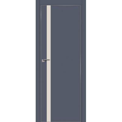 6E перламутровый лак 800*2000 Антрацит хром с 4-х сторон