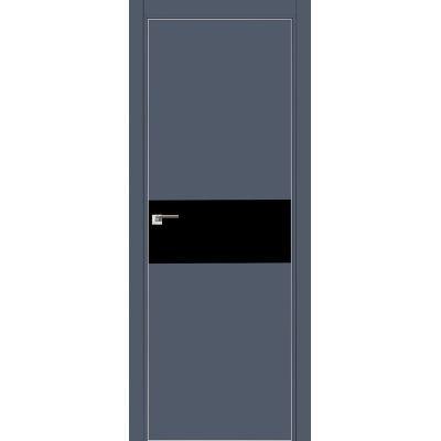 4E черный лак 800*2000 Антрацит хром с 4-х сторон