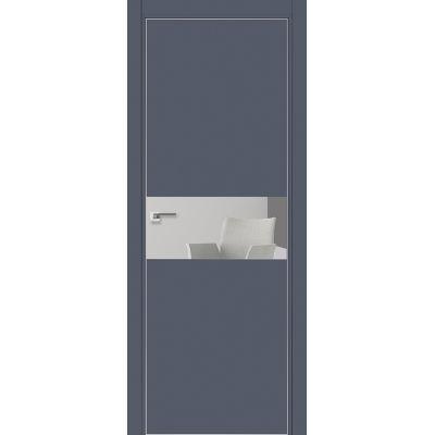 4E зеркало 800*2000 Антрацит матовая с 4-х сторон
