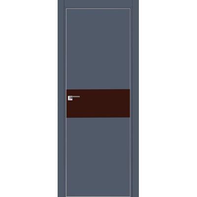 4E коричневый лак 800*2000 Антрацит хром с 4-х сторон