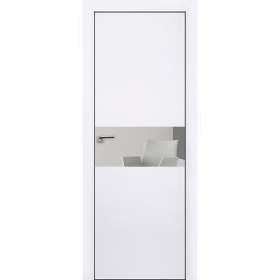 4E зеркало 800*2000 Аляска хром черная с 4-х сторон