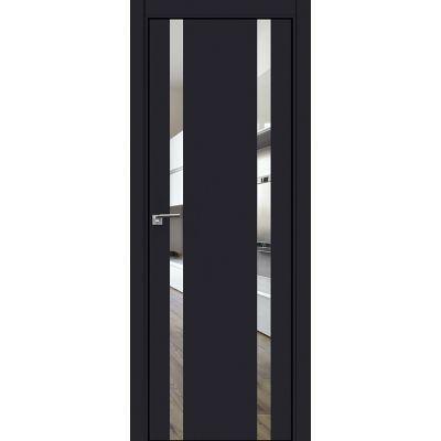 9E зеркало 800*2000 Черный матовый хром черная с 4-х сторон
