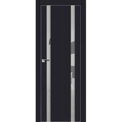 9E зеркало 800*2000 Черный матовый хром с 4-х сторон