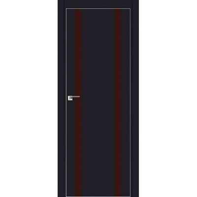 9E коричневый лак 800*2000 Черный матовый матовая с 4-х сторон