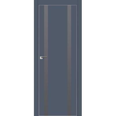 9E серебряный мат.лак 800*2000 Антрацит матовая с 4-х сторон