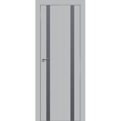 9E серебряный мат.лак 800*2000 Манхэттен хром с 4-х сторон