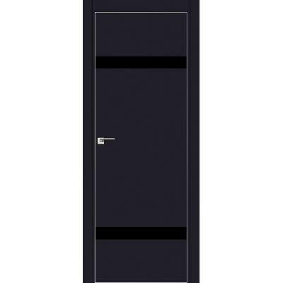 3E черный лак 800*2000 Черный матовый матовая с 4-х сторон