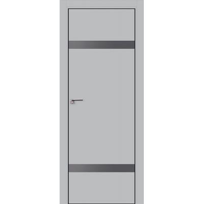 3E серебряный мат.лак 800*2000 Манхэттен хром черная с 4-х сторон
