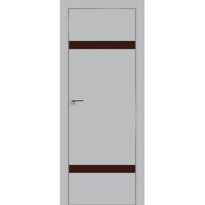3E коричневый лак 800*2000 Манхэттен хром с 4-х сторон