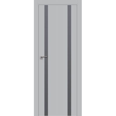 9E серебряный мат.лак 800*2000 Манхэттен матовая с 4-х сторон