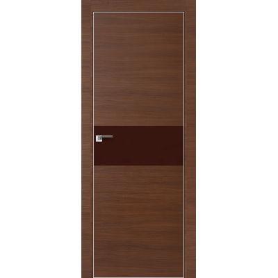 4Z коричневый лак 800*2000 Малага черри кроскут матовая с 4-х сторон