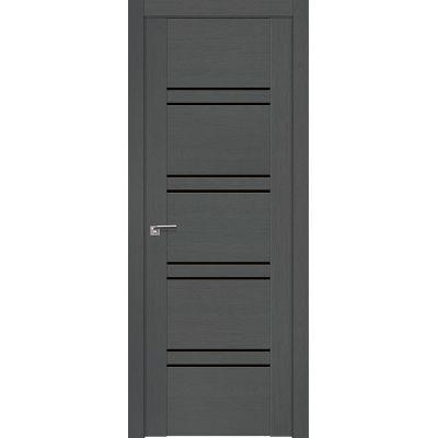 2.80XN триплекс черный 800*2000 Грувд