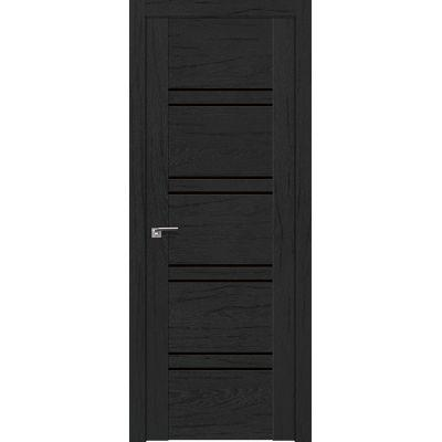 2.80XN триплекс черный 800*2000 Даркбраун