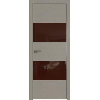 10ZN коричневый лак 800*2000 Стоун матовая с 4-х сторон