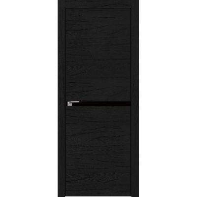 11ZN 800*2000 Даркбраун хром черная с 4-х сторон