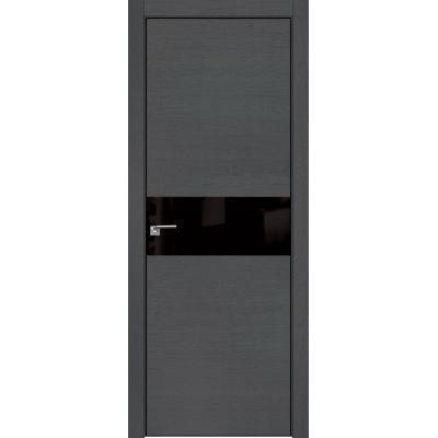 4ZN черный лак 800*2000 Грувд хром черная с 4-х сторон
