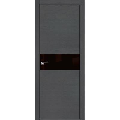4ZN коричневый лак 800*2000 Грувд хром черная с 4-х сторон