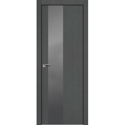 5ZN серебряный мат.лак 800*2000 Грувд хром черная с 4-х сторон