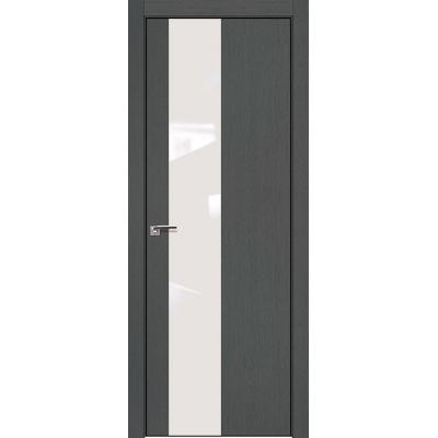 5ZN белый лак 800*2000 Грувд хром черная с 4-х сторон