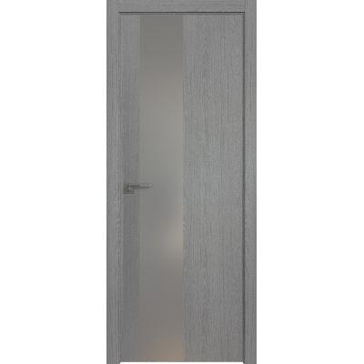 5ZN (ABS) серебряный мат.лак 800*2000 Грувд кромка в цвет