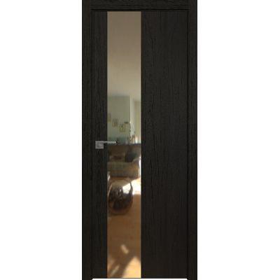 5ZN (ABS) зеркало 800*2000 Даркбраун кромка в цвет
