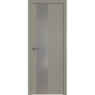 5ZN (ABS) серебряный мат.лак 800*2000 Стоун кромка в цвет