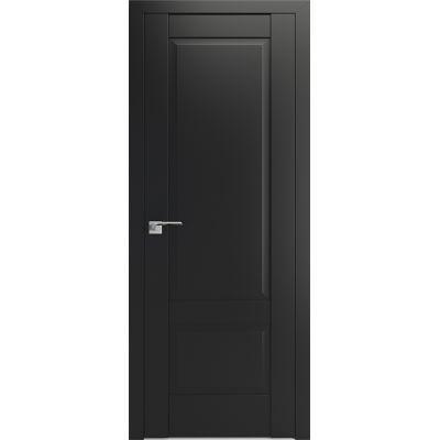 105U 800*2000 Черный матовый