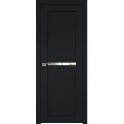 2.43U прозрачное 800*2000 Черный матовый