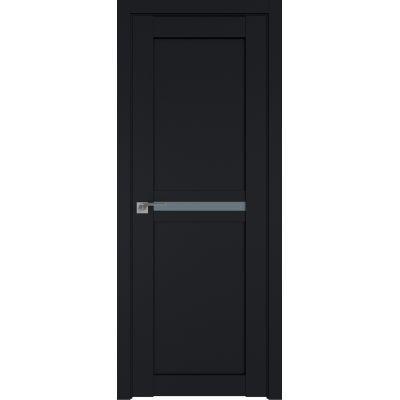 2.43U графит 800*2000 Черный матовый